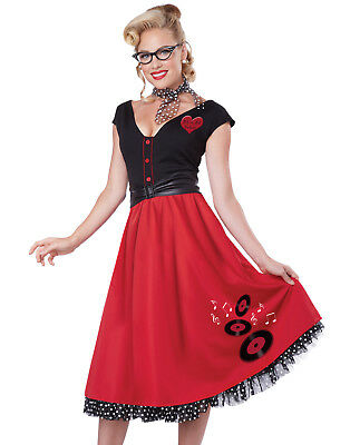 Grease Sandra Dee Rockabilly 50'S Classic Womens Halloween - Sandra Dee Grease