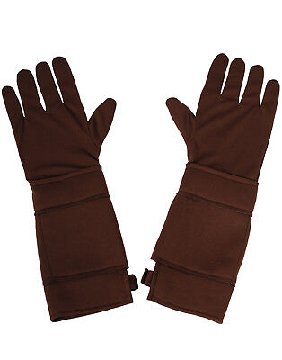 Captain America Film Retro Erwachsene Handschuhe Herren Halloween - Captain America Film Kostüm