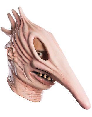 Beetlejuice Adam Mask Movie New Over Head Adult Halloween Accessory - Beetlejuice Masks