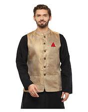Yepme Trevor Nehru Jacket - Golden(YPMNJKT0033)