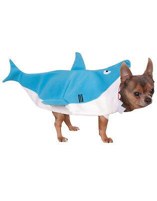 Hund oder Katze Hai Maul Kostüm Lustiges Bekleidung Haustier (Katze Hunde Hai Kostüm)
