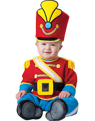 Nussknacker Winzig Spielzeugsoldaten Kleinkinder Weihnachten Halloween Kostüm