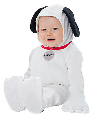 Snoopy Boys Infant Charlie Brown Dog Best Friend Halloween Costume - Snoopy Halloween Costume Baby