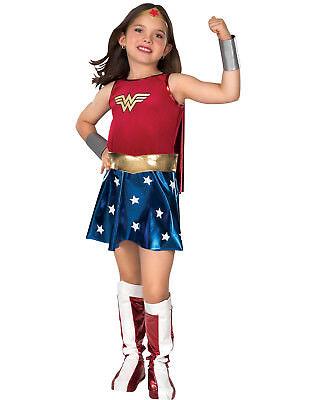 Wonder Woman Superheld Mädchen Klassisch - Helden Kostüme Weiblich