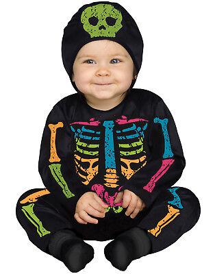 Baby Knochen Kleiner Winzig Skelett Toddler Baby Halloween - Baby Knochen Kostüm