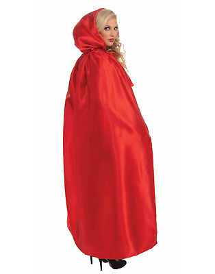 Red Riding Hood Capes (Red Riding Hood Masquerade Mardi Gras Cape Halloween)