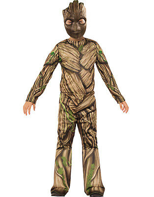 Guardians Of The Galaxy Vol. 2 Baby Groot Boys Marvel Halloween - Groot Halloween Costume Baby
