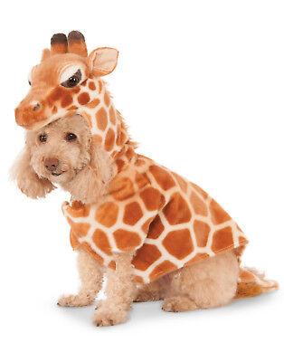 Pet Dog Cat Giraffe Animal Halloween Costume Hoodie Sweater - Dog Giraffe
