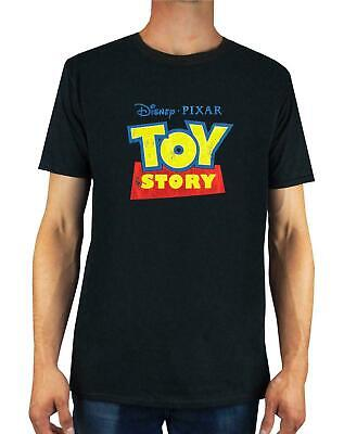 Disney Pixar Toy Story Distressed Logo Men's T-Shirt
