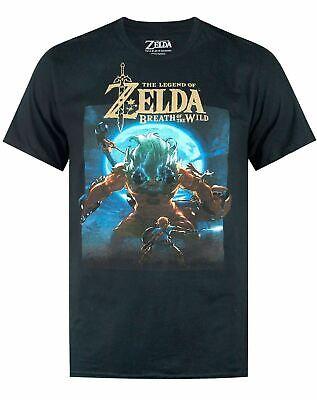 The Legend Of Zelda 'Breath Of The Wild' Moonlight Men's Short Sleeve T-shirt