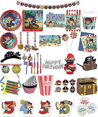 rty Deko Feier Fete Motto Jake und die Nimmerland Piraten (Land Geburtstagsparty)