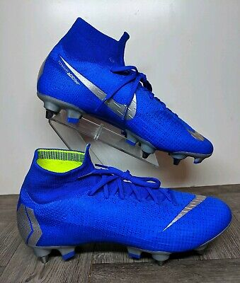fca62e907 New Nike Mercurial Superfly 6 Elite SG-PRO Soccer Cleats AH7421-401 Men's  Sz 7