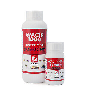 Insecticide Concentrate IN Emulsion Aqueous 250 ML Wacip 1000