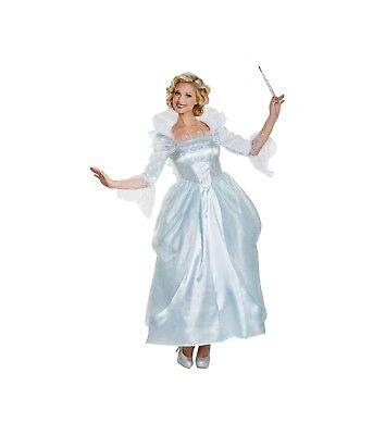 Fairy Godmother Women's Halloween Costume,Disney Fairy Godmother Womens Costume