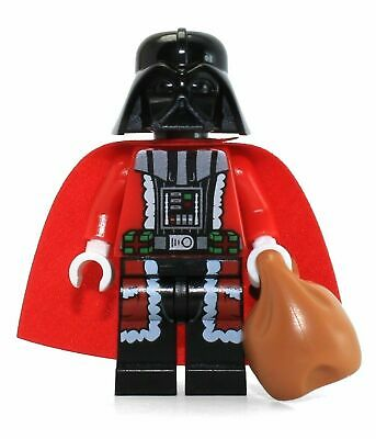 New Lego Star Wars Santa Darth Vader Minifigure 75056 Advent Christmas
