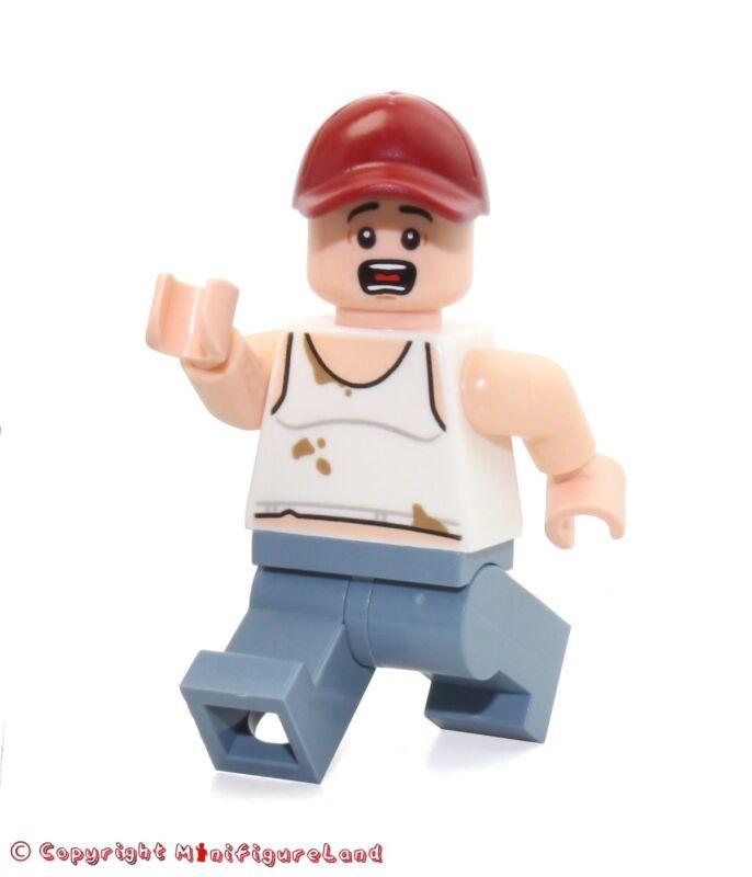 Farmer LEGO Super Heroes Batman III MiniFigure Set 76054