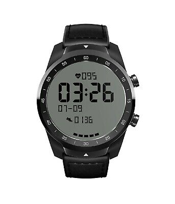 Ticwatch Pro Bluetooth Smartwatch - Schwarz