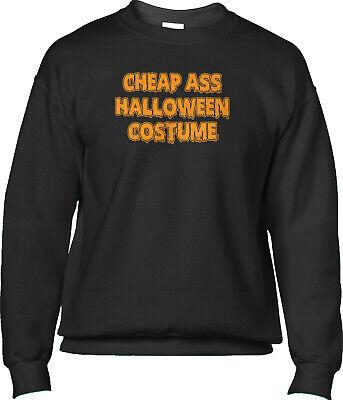 Halloween Pun Meme (Cheap Ass Halloween Costume Funny Humor Joke Pun Meme Parody Mens)