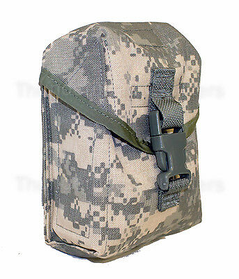 USGI ACU IFAK POUCH - Improved First Aid Kit - Medical Utility Pouch US Army VGC