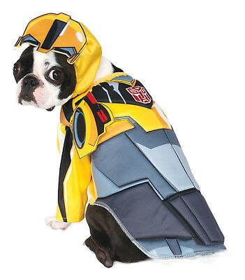 Transformers Pet Dog Cat Deluxe Bumble Bee Halloween - Halloween Costumes Bumble Bee Transformer
