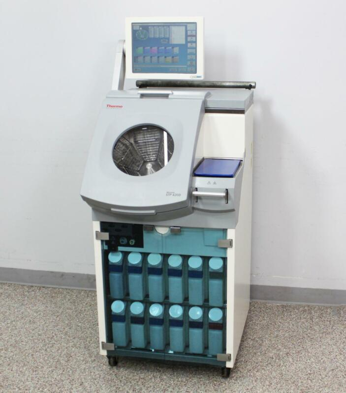 Thermo Scientific Microm STP420D Automated Tissue Processor 980000 w/ 6 Baskets
