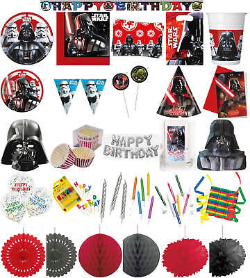 Kinder-Geburtstag Party Deko Feier Fete Motto Star Wars Final (Star Wars Party)