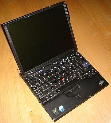 IBM X60s CORE 2 DUO 1,86GHZ 2GB RAM 60GB DVD/CDRW WiFi