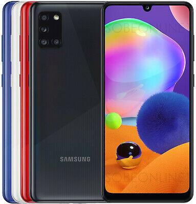 """Samsung Galaxy A31 64GB 4GB RAM SM-A315G/DSL (FACTORY UNLOCKED) 6.4"""" Dual Sim"""