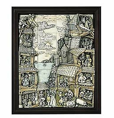 Complete, NEW 20 tiles Wimberly Tales!+ PICTURESQUE FRAME HARMONY KINGDOM