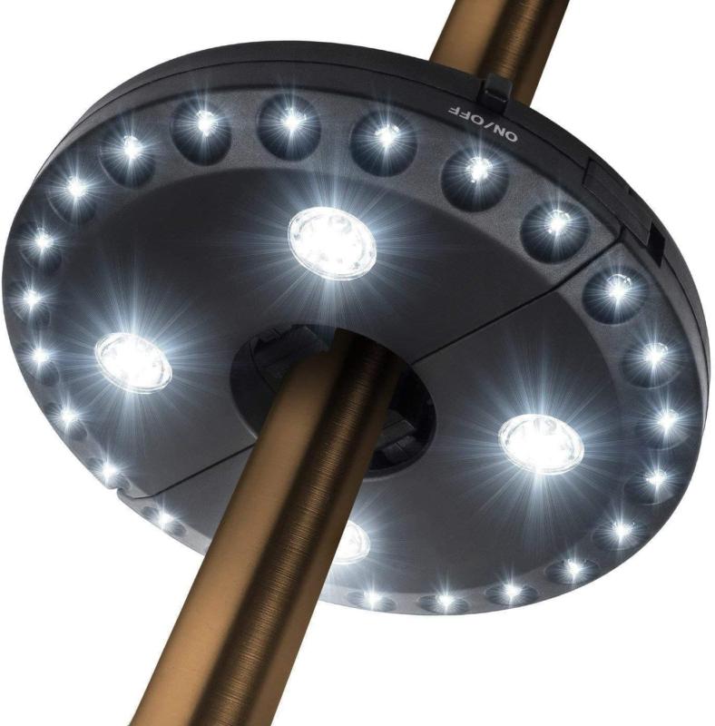 Oyoco Patio Light 3 Brightness Modes Cordless 28 Led At 200