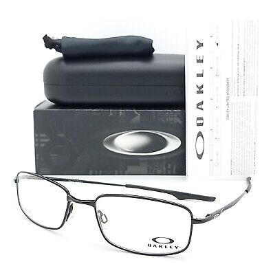 NEW Oakley Keel Blade RX Prescription Frame Titanium Black OX3125-0153 53mm