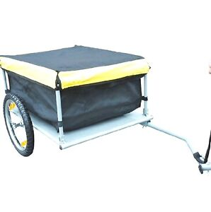 Looking for a bike cargo trailer.