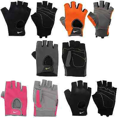 ✅ NIKE FUNDAMENTAL Herren Damen Trainings Handschuhe Fitness Sport Hantel