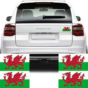 4x-Wales-Welsh-Flag-Car-Van-Stickers-Red-Dragon-Cymru-Bike-Decal-Graphics