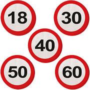 Servietten 50 Geburtstag