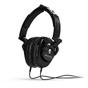 2012-Skullcandy-Skullcrusher-Over-Ear-Headphones-w-Subwoofer-Black-Pinstripe