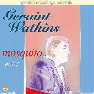 GERAINT-WATKINS-Mosquito-Vol-1-10-vinyl-EP-House-on-the-Prairie-new-sealed