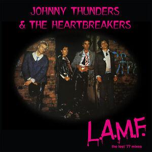 JOHNNY THUNDERS & the HEARTBREAKERS 'L.A.M.F.' vinyl LP gatefold sealed new LAMF