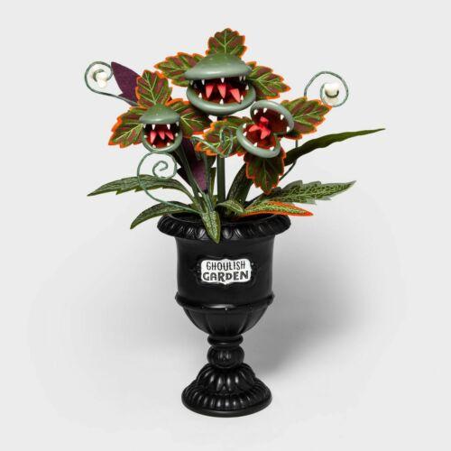 2020 Target Large Faux Ghoulish Garden Planter Halloween Hyde & EEK! Boutique