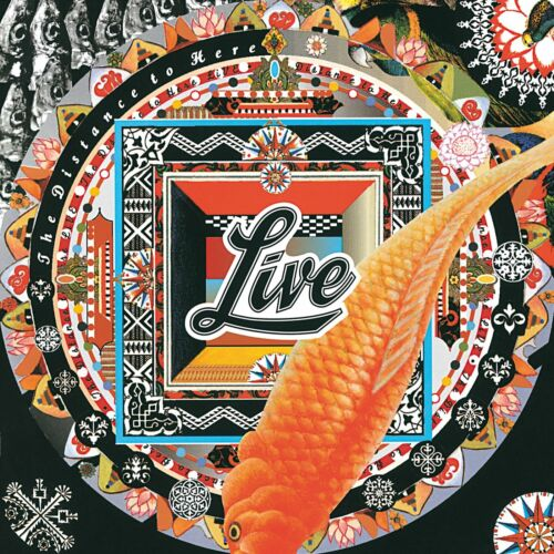 Live The Distance To Here Deluxe Edition Import 2 CD's