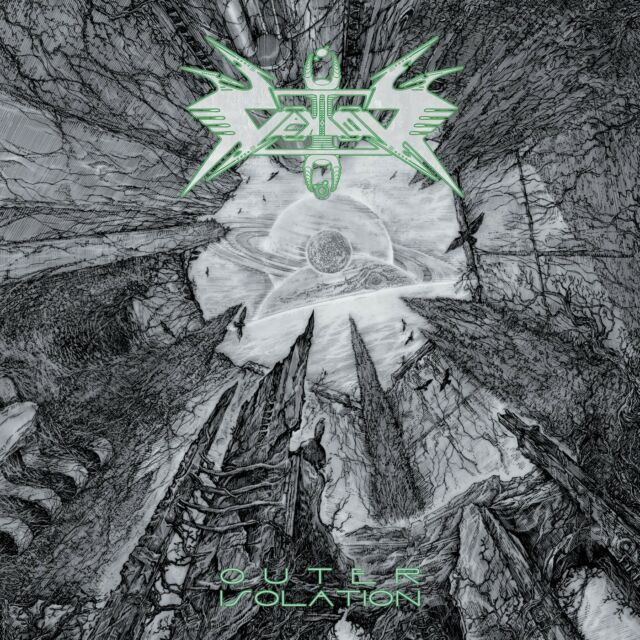 Vektor Outer Isolation CD - NEW