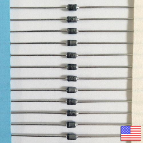 10x (10pcs) 1N4728A 3.3V Zener Diode 1W 1N4728 IN4728A - Fast Free US Shipping
