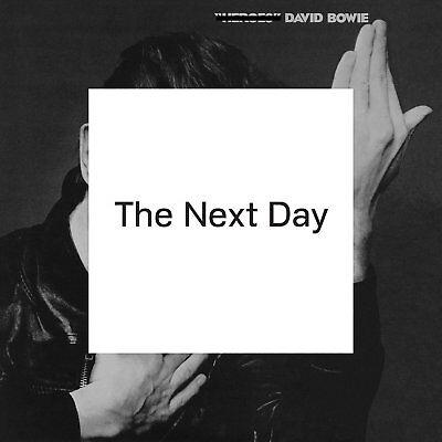 DAVID BOWIE The Next Day LP Vinyl NEW (UK)