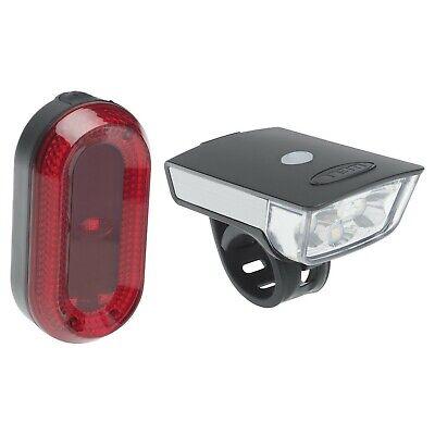 Light Set Sports Lights (Bell Sports Lumina Hi-Lumen LED USB Rechargeable Light Set)