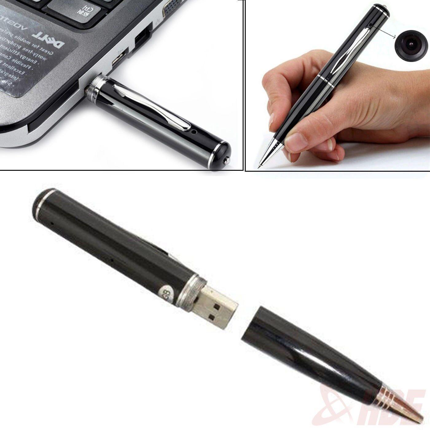 Mini DV Pen Hidden Spy Cam Camera HD High Definition Video Camcorder Recorder