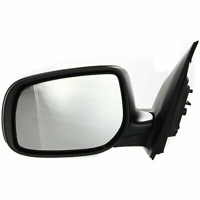 Power Driver Left Side Mirror For 2009-2013 Toyota Corolla  Sedan 4-Dr TO1320249 4dr Side Mirror