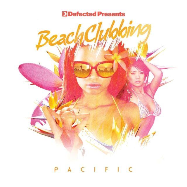 DEFECTED PRESENTS BEACH CLUBBING PACIFIC 2 CD NEU