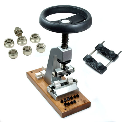 Bench Watch Opener & Accessories for Screw and Oyster Style Watch Cases 5700