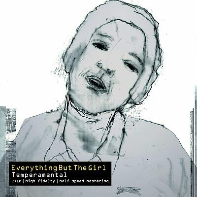 Everything But The Girl - Temperamental  LP Vinyl Half Speed Master New
