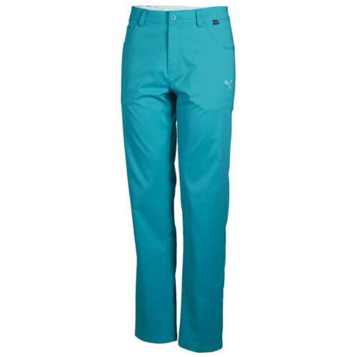 PUMA Tech 6 Pocket Pant Golfhose für Herren, dryCELL Funktionsfaser, scuba blue
